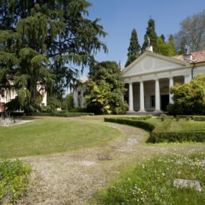 Cassamarca ripropone un progetto nella villa dei Sepolcri di Ugo Foscolo