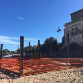 Capannone industriale al centro della baia Naxos Taormina: Legambiente Sicilia presenta ricorso al Tar