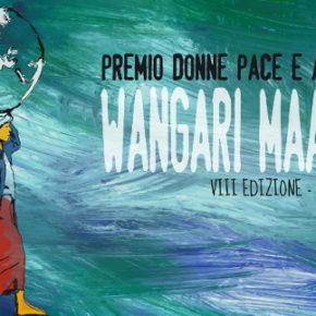 """VIII Edizione del Premio Donne Pace Ambiente """"Wangari Maathai"""""""