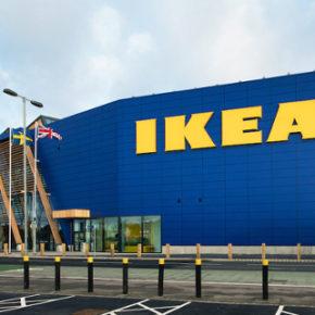 Ikea in centro città