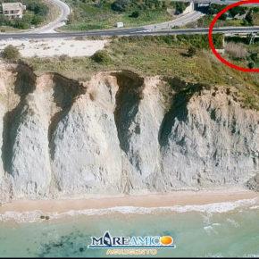 In Sicilia una strada statale che fa venire i brividi