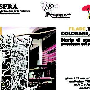 Fibre e tinte che fanno bene all'ambiente: presentata l'indagine Ispra-Donne in Campo