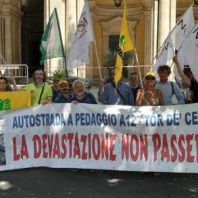 Autostrada Roma-Latina: abbiamo fatto breccia. Il Ministero ai Comitati: siamo con voi
