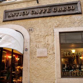 Sfratto dello storico Caffè Greco: il Codice dei Beni Culturali esige la presenza del Ministero per inventariare i beni mobili vincolati