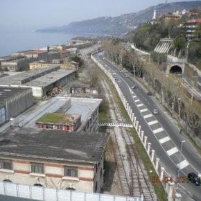 Trieste Heritage Transport Hub da realizzare al Magazzino 27b del Porto Vecchio