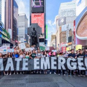 Anche il Parlamento italiano dichiara l'emergenza climatica