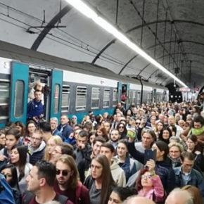 Pendolari, ecco le dieci linee ferroviarie peggiori d'Italia