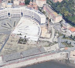 Il caso clamoroso del Crescent di Salerno