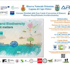 Giornata Mondiale delle Zone Umide: Messina la celebra con 3 appuntamenti