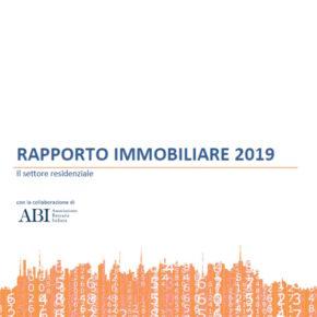 Rapporto Immobiliare residenziale 2019