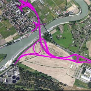 Nuovo ponte della Scafa e viabilità di collegamento: grave rischio paesistico e culturale