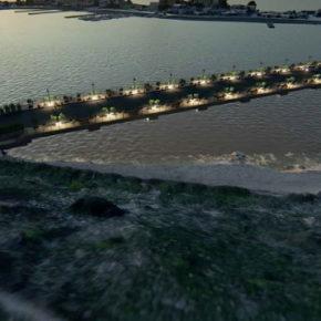 Lampedusa: il ponte dell'assurdo, un progetto ai confini della realtà