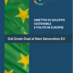 """Politiche europee e sostenibilità: pubblicato il primo """"Quaderno ASviS"""""""