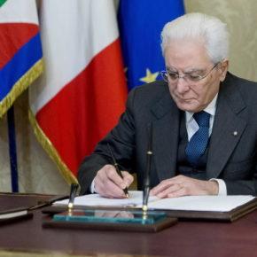 DL Semplificazioni: ora è legge dello Stato, Mattarella firma ma muove rilievi