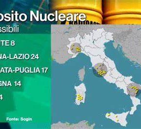 Deposito unico nazionale dei rifiuti radioattivi in Basilicata: manifestare la propria contrarietà quale atto dovuto, indispensabile e urgente