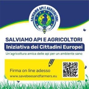 """Stop pesticidi: lettera aperta dell'Alleanza ICE """"Salviamo api e agricoltori"""" ai decisori politici italiani"""