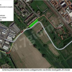 Nuova strada nel PGT, altro consumo di suolo e aumento del traffico a San Giuliano Milanese