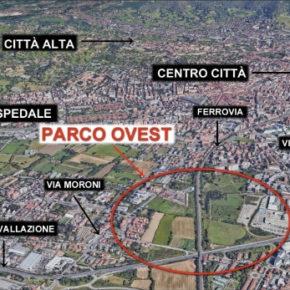 Netta opposizione alla cementificazione del Parco Ovest di Bergamo