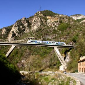 """E' una ferrovia il """"Luogo del Cuore FAI"""" 2020"""