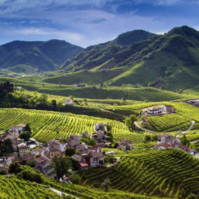 La scheda di Occhio al paesaggio: Le Colline del Prosecco di Conegliano e Valdobbiadene (Treviso)