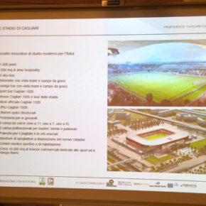 La variante urbanistica relativa allo Stadio di S. Elia (Cagliari) non può esser approvata in assenza di nuovo piano urbanistico