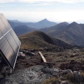 Nel Parco Nazionale del Pollino installato un impianto di videosorveglianza sulla cima del Dolcedorme